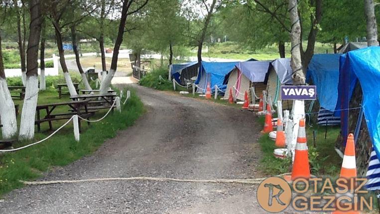 2-Ağva Greenpark Camping