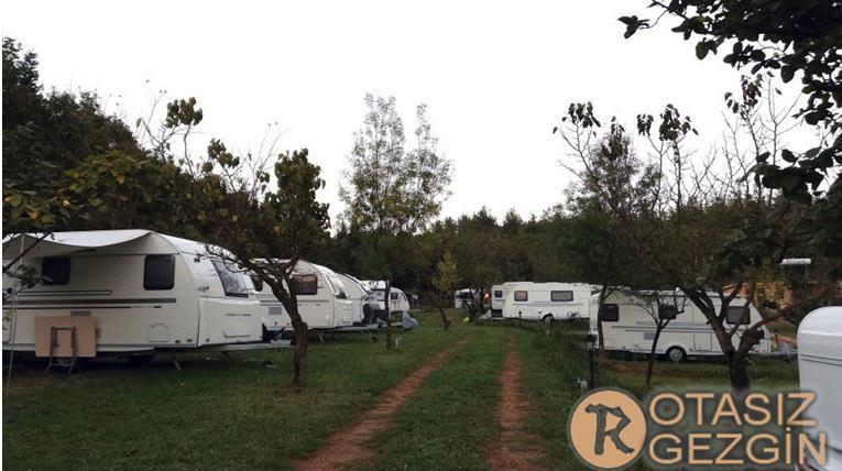 4-Çekmeköy Fava Camping Kamp Alanı