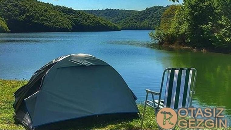 5-Çilingoz Danamandıra Tabiat Parkı Kamp