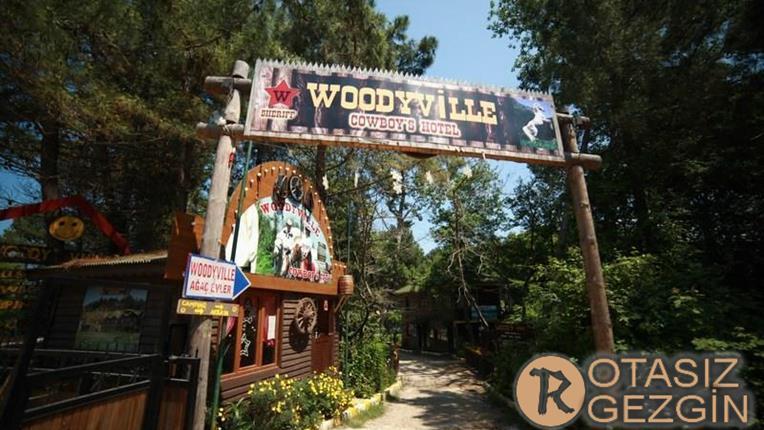 8-Şile Woodyville kamping kamp alanı