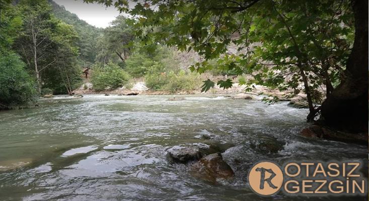 Adana Yer Köprü Kanyonu ve Kamp Alanı