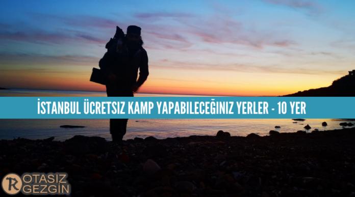 İstanbul-En-İyi-Ücretsiz-Kamp-Alanları