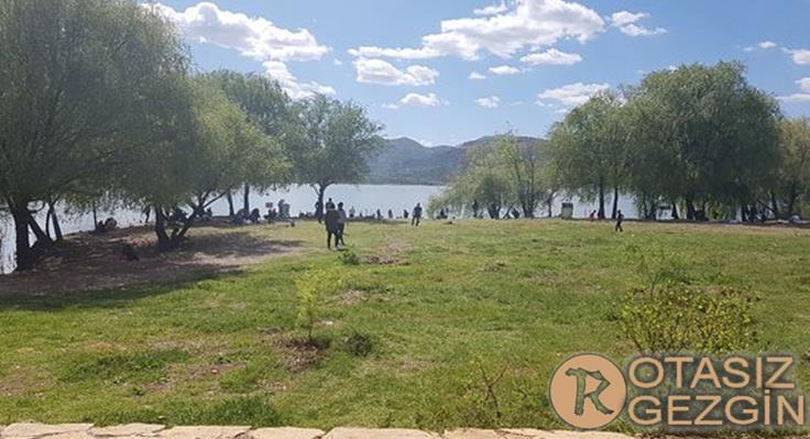 2.Gölbaşı Gölleri Tabiat Parkı