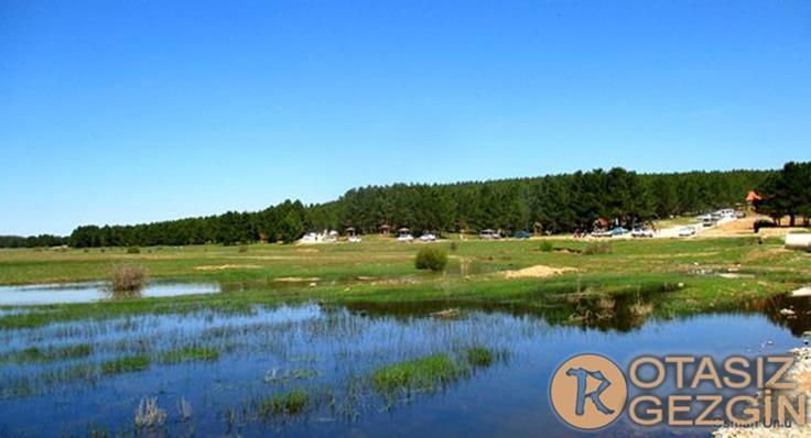 Afyon Akdağ Tabiat Parkı Kamp
