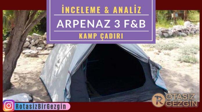 Arpenaz-3-Fresh-Black-Nasıl-Bir-Çadır-–-Teknik-İnceleme