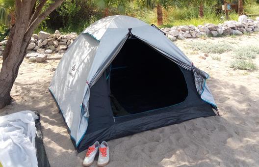 Arpenaz 3 Kamp Çadırı