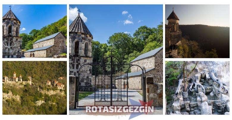 Gurcistan Borjomi Mtsvane Manastiri