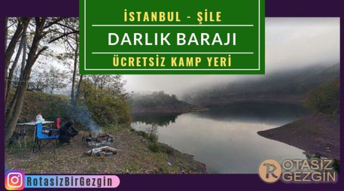 Şile-Darlık-Barajı-Kamp-Alanı-İstanbul-Kamp-Yeri