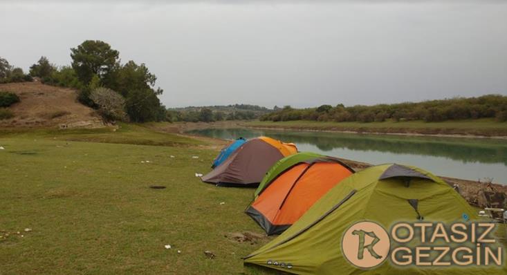 Adana Örcün Kamp Alanı