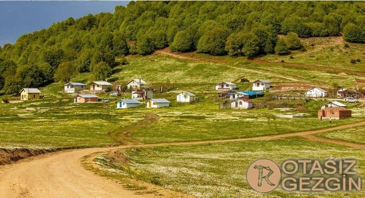 Amasya Ücretsiz Kamp Alanları Akdağ Yaylası