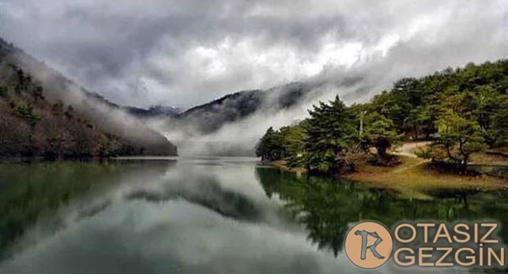 Amasya Ücretsiz Kamp Alanları Boraboy Gölü
