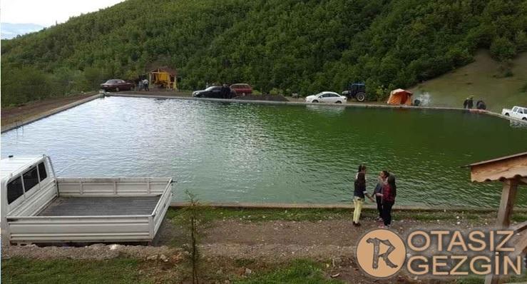 Amasya Ücretsiz Kamp Alanları Dereli Havuzbaşı Mesire Alanı