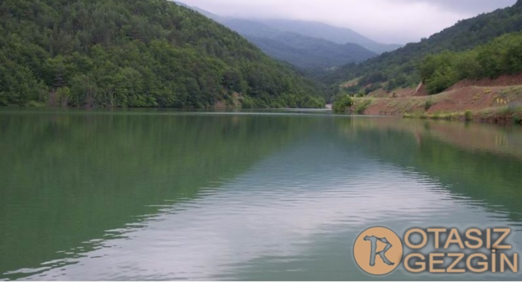Amasya Ücretsiz Kamp Alanları Destek Barajı
