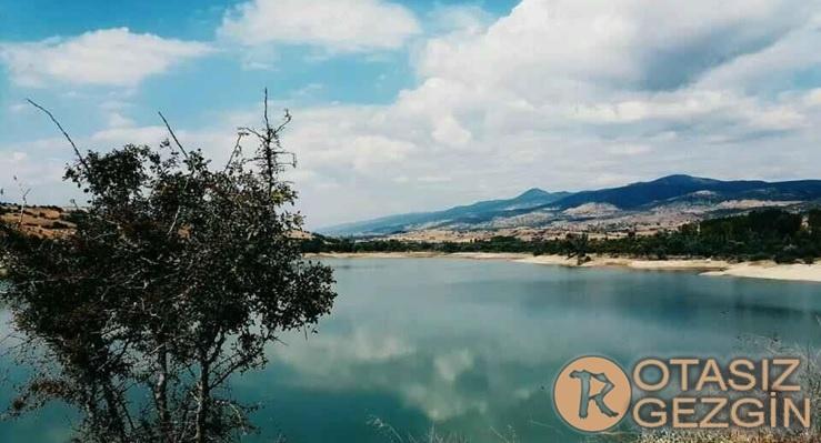 Amasya Ücretsiz Kamp Alanları Uluköy Barajı
