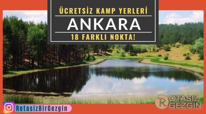 Ankara-Ücretsiz-Kamp-Yerleri-Listesi