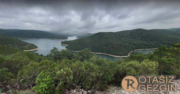 Darlık Barajı İstanbul Kamp Yeri