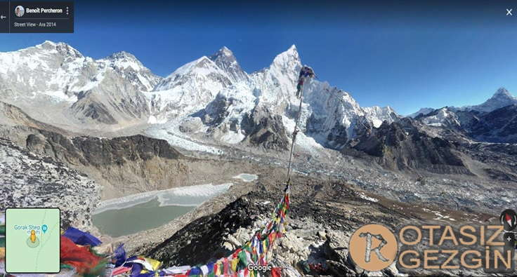Everest Dagi 360 Derece Gorunum