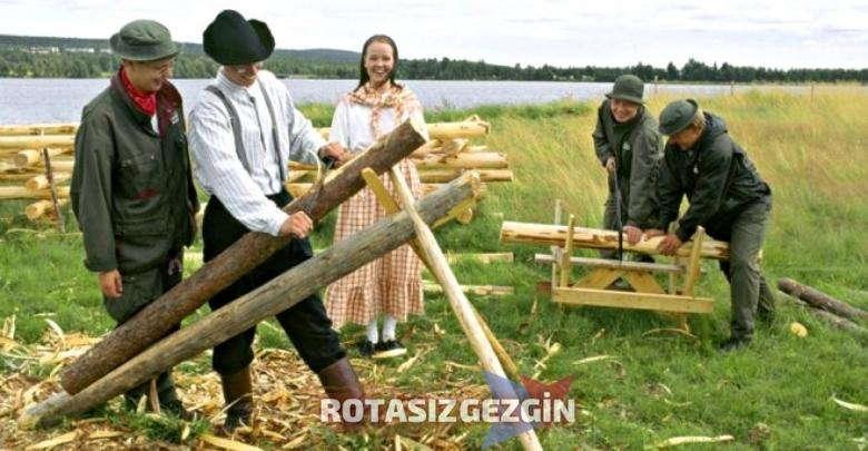 Finlandiya Kotisaari Adasinda Yasanlar