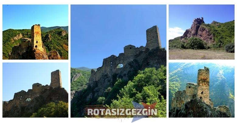 Gürcistan Rkoni Drisis Fortress