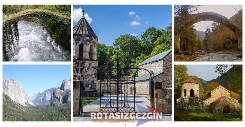 Gürcistan Rkoni Trialeti Planned National Park
