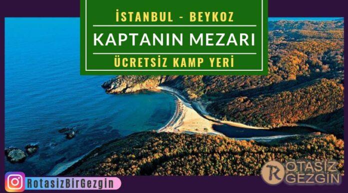 Kaptanın-Mezarı-Kamp-Alanı-İstanbul-Ücretsiz-Kamp-Alanları