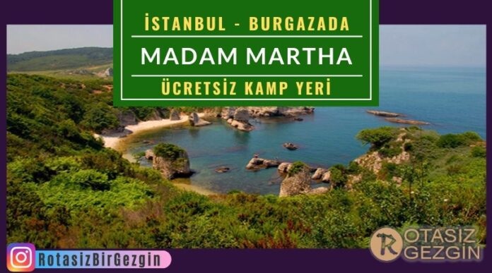 Madam-Martha-Kamp-Alanı-İstanbul-Ücretsiz-Kamp-Alanları