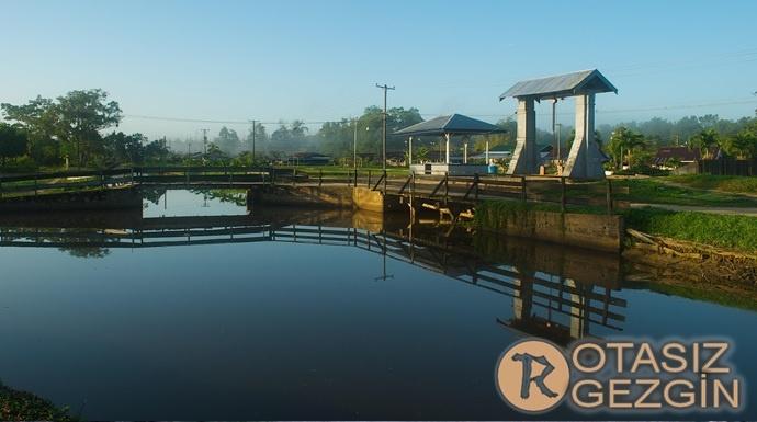 Surinam Commewijne Nehri
