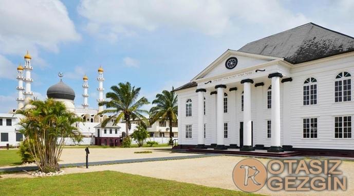 Surinam Paramaribo Şehri Gezilecek Yerler Listesi