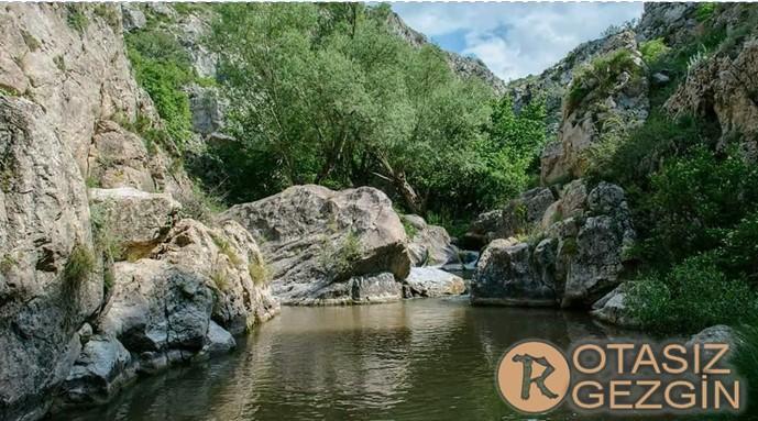 Ankara Mamak Kibris Koyu Kanyonu