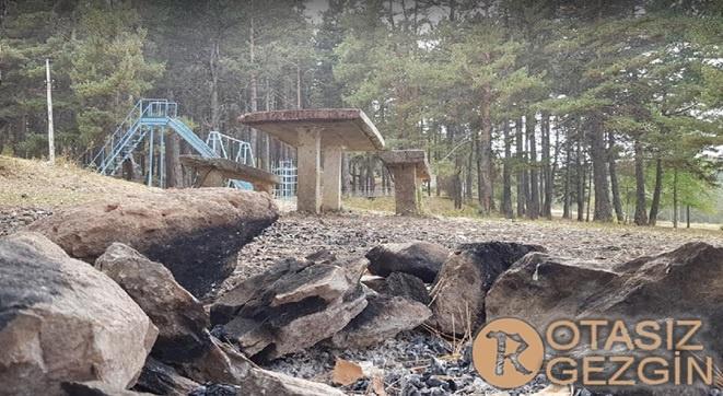 Çorum Abdullah Yaylası Tabiat Parkı Kamp Yeri