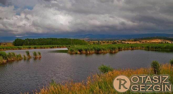 Çorum Gölünyazı Milli Parkı Kamp Yeri