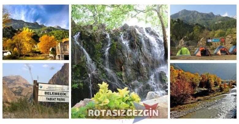 Adana Belemedik Tabiat Parki Nasıil Giderim