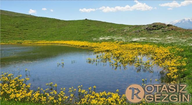 Gümüşhane-Dipsiz-Göl-Define-Kazısı
