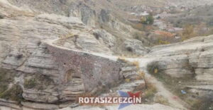 Konya Sille Seytan Koprusu Nerede