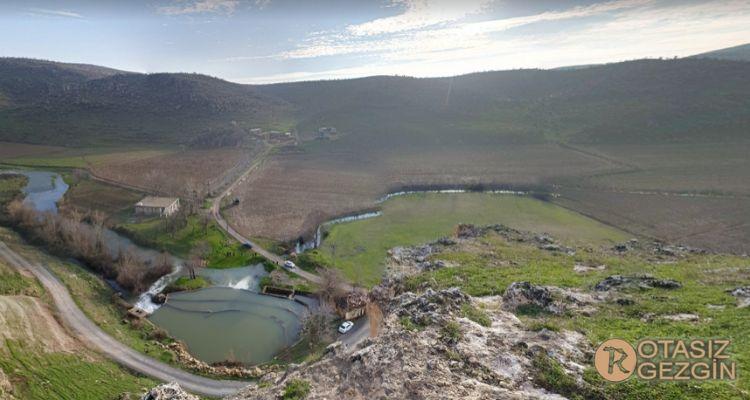 Diyarbakır Çınar Köksalan Karasu Şelalesi Kamp Alanı