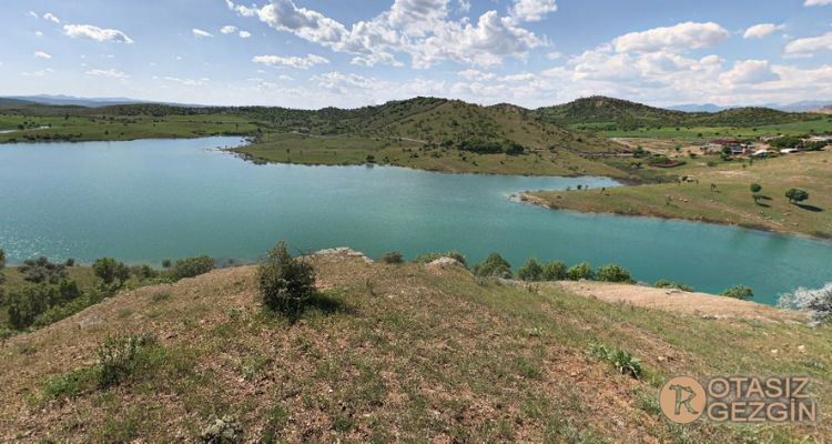 Diyarbakır Kulp Uzunova Gölü Kamp Yeri
