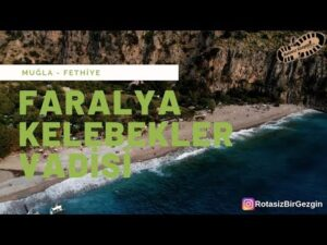 Kelebekler Vadisi Drone Çekim – InterTurkey Kamp 2019