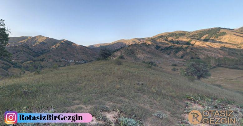 1- Refahiye Yukarısütlü Kamp Alanı