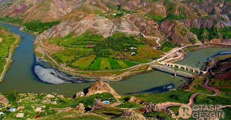 11- Palu Murat Nehri Uygun Kamp Alanı