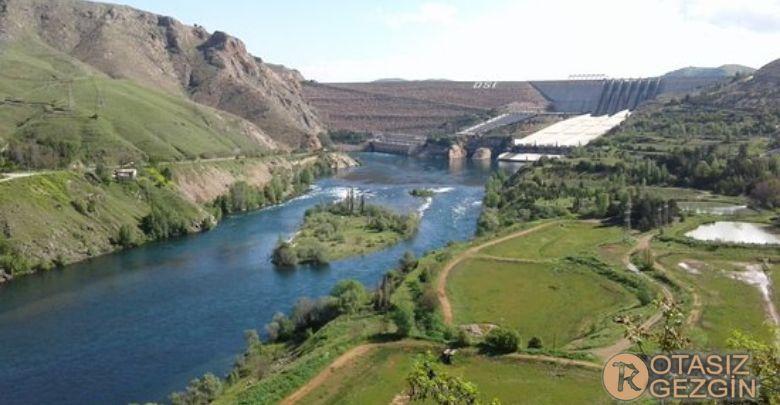 3- Keban Barajı Seyir Terası Kamp Alanı