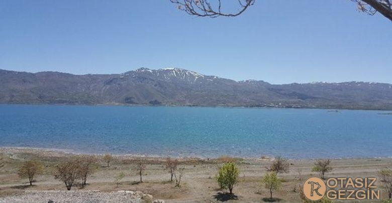 4-Hazar Gölü Maden Mevki Uygun Kamp Alanı