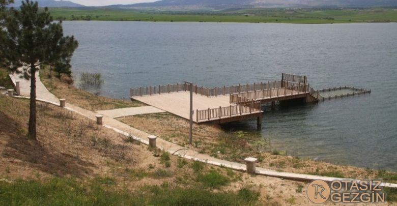 5- Cip Barajı Uygun Kamp Alanı