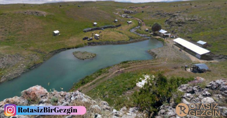 5- Refahiye Gümüşakar Kamp Yeri