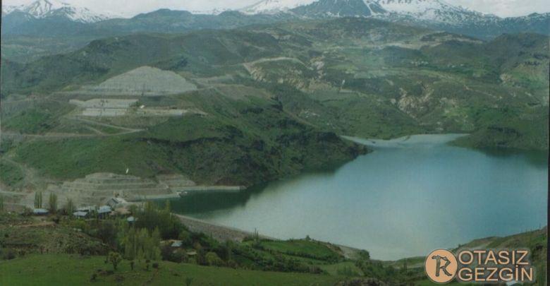 7- Karakoçan Özlüce Barajı Uygun Kamp Alanı