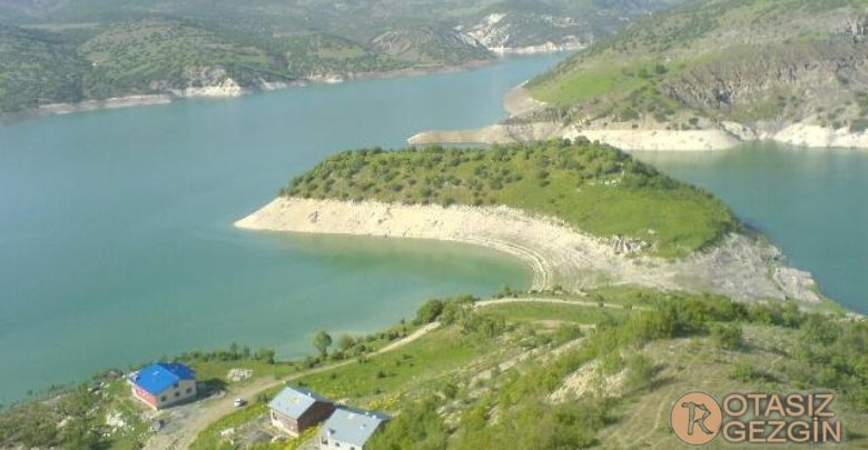 8- Karakoçan Kalecik Barajı Uygun Kamp Alanı