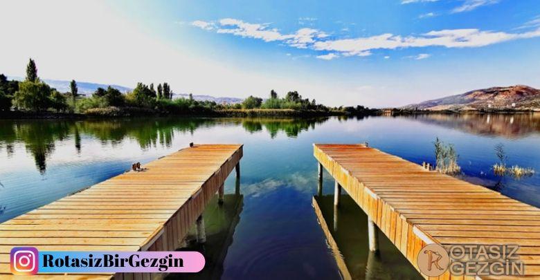 Adıyaman Gölbaşı Gölleri Ücretsiz Kamp