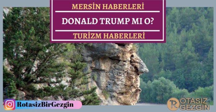 Donald Trump Mersin de Turizm Odağı Oldu