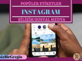 Instagram En Popüler Seyahat Etiketleri 2020