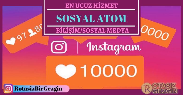 instagram takipci kasma 2020 en ucuz turk takipci satin al youtube Sosyal Atom Ile Instagram Fenomeni Olun