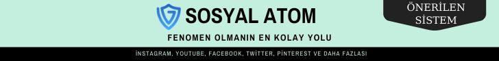 SosyalAtom Banner